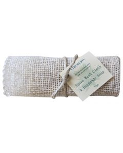 Agave Wash Cloth with Soap