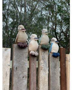 Kookaburra Aromatic Door Stop
